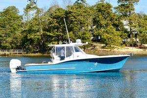 Used Custom Carolina OBX 36 Open Center Console Fishing Boat For Sale