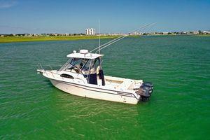Used Grady-White 282 Sailfsh Center Console Fishing Boat For Sale