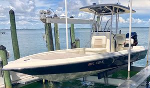 Used Shearwater 23ltz Saltwater Fishing Boat For Sale