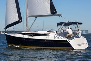Used Marlow-Hunter 37 Cruiser Sailboat For Sale