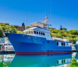 Used Northern Marine 81' Tri-deck Expedition Series Motor Yacht For Sale