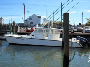 Used Twin Vee Express Walkaround Sports Fishing Boat For Sale