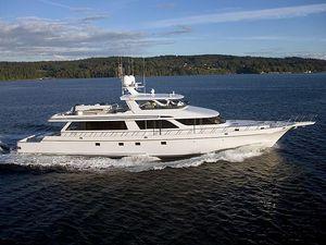 Used Nordlund Custom Yachtfisher Motor Yacht For Sale