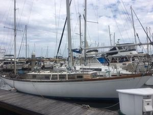 Used Cheoy Lee Offshore Yawl Sailboat For Sale