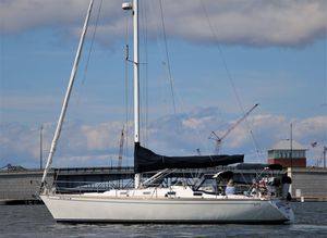 Used Tartan 372 Sloop Sailboat For Sale