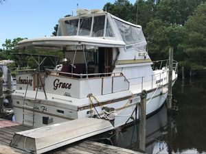 Used President Sundeck Double Cabin Aft Cabin Boat For Sale