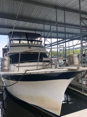 Used Jefferson 48 Motor Yacht For Sale