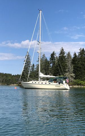 Used Caliber 40 LRC Sloop Sailboat For Sale