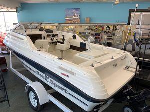 Used Sea Sport 204 Cuddy Cabin Family Fish Cuddy Cabin Boat For Sale