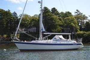 Used Hallberg-Rassy 36 Center Cockpit Sloop Sailboat For Sale