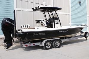 Used Shearwater 260 Carolina Flare Center Console Fishing Boat For Sale