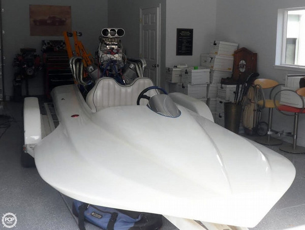 Used Sanger 17 Hydroplane High Performance Boat For Sale