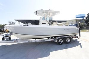 Used Cobia 256cc Center Console Fishing Boat For Sale