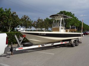 Used Scout 240 Bay Scout Freshwater Fishing Boat For Sale