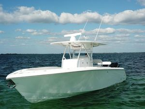 Used Bahama 31 Center Console Fishing Boat For Sale