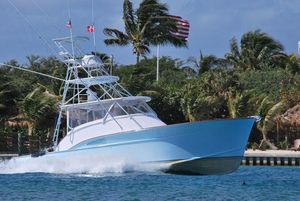 Used Custom Carolina Warren O'neal 2015 Rebuild Sports Fishing Boat For Sale