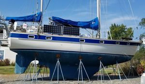 Used Hallberg-Rassy 49 Cruiser Sailboat For Sale