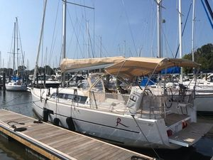 Used Dufour 382 Grand Large Racer and Cruiser Sailboat For Sale