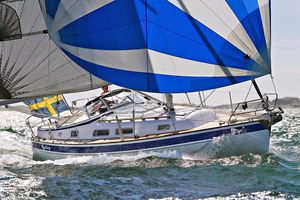 Used Hallberg-Rassy 342 Racer and Cruiser Sailboat For Sale