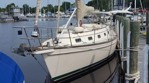 Used Island Packet IP40 Cutter Cruiser Sailboat For Sale