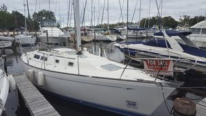 Used Cal 33 Racer and Cruiser Sailboat For Sale