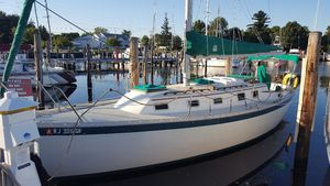 Used Endeavour 32 Cruiser Sailboat For Sale