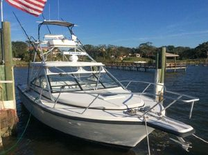 Used Phoenix 34 Tournament Sports Fishing Boat For Sale