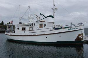 Used Custom Garden Trawler Boat For Sale