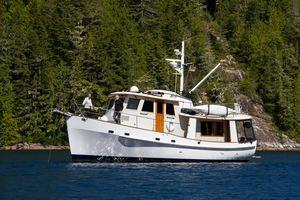 Used Kadey-Krogen Pilothouse Trawler Boat For Sale