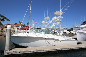Used Albemarle 360 Express Fisherman Saltwater Fishing Boat For Sale