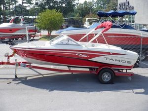 Used Tahoe Q5I SF Freshwater Fishing Boat For Sale