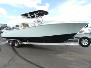 New Sportsman 282 Open Center Console Fishing Boat For Sale