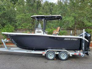 New Sea Pro 219 Center Console Center Console Fishing Boat For Sale
