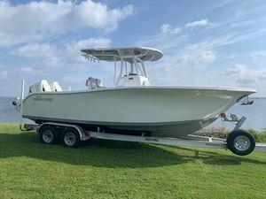 New Sea Pro 259 Center Console Center Console Fishing Boat For Sale