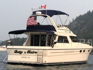 Used Viking Princess 415 Motor Yacht For Sale