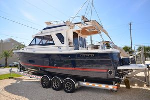 New Cutwater C-30 Command Bridge LE Pilothouse Boat For Sale