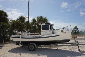 Used Ranger Tugs R-21 Tug Boat For Sale