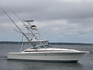 Used Riviera 40 Express Sportfish W/tower Sports Fishing Boat For Sale