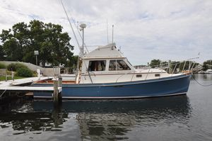 Used Nauset 36 Flybridge Downeast Fishing Boat For Sale