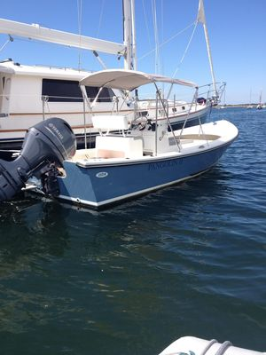 Used Eastern 20 Center Console Downeast Fishing Boat For Sale