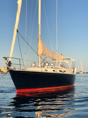 Used J Boats 40 Cruiser Sailboat For Sale
