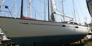 Used Oyster 485 Deck Saloon Cruiser Sailboat For Sale