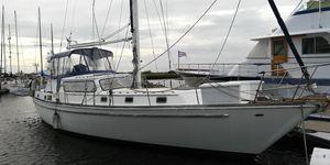 Used Gulfstar 47 Sailmaster Cruiser Boat For Sale