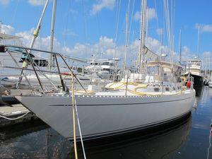 Used Stevens 47 Cruiser Boat For Sale