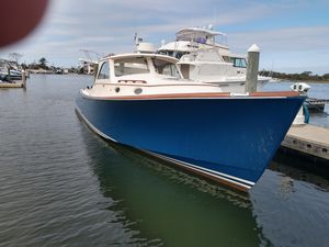 Used Hinckley 36 High Performance Boat For Sale