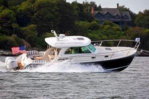 New Back Cove 34O Cruiser Boat For Sale