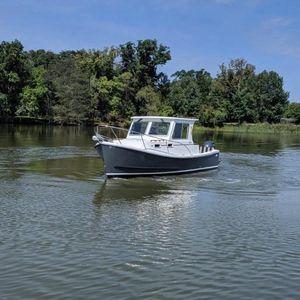 New Eastern 248 Islander Downeast Fishing Boat For Sale