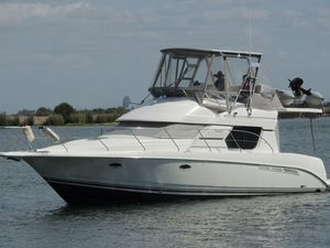 Used Silverton 351 Flybridge Convertible Fishing Boat For Sale