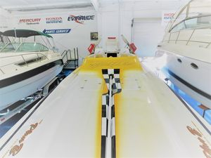Used Hustler 377 Talon High Performance Boat For Sale