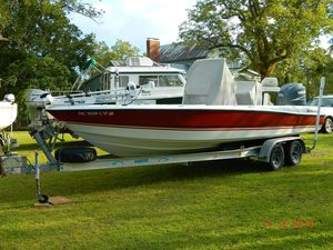 Used Triton 240lts Center Console Fishing Boat For Sale